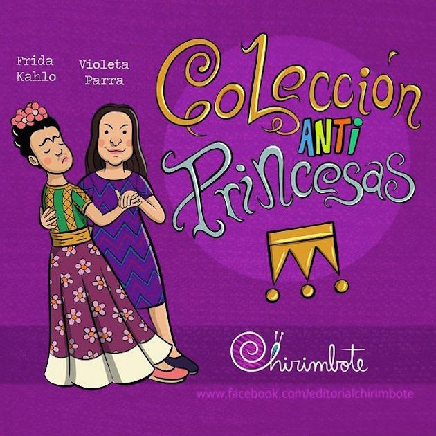 'Antiprincesas': a coleção de livros infantis que não é nada parecido com contos de fada