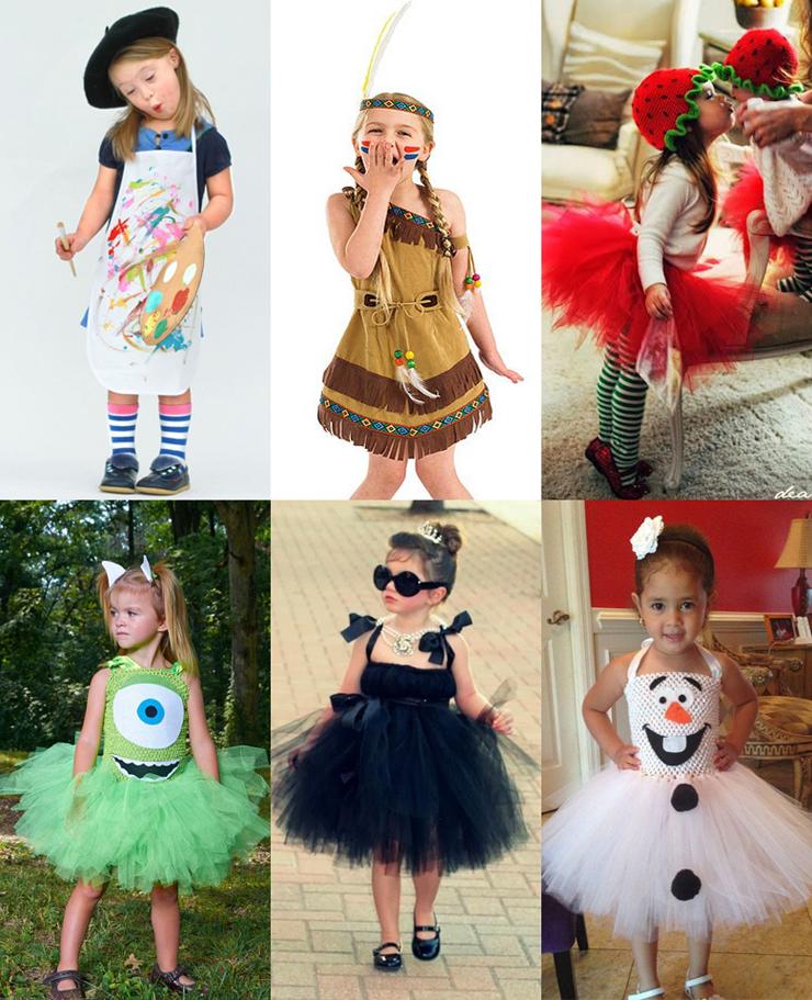 30 dicas de fantasias para a criançada curtir o Carnaval