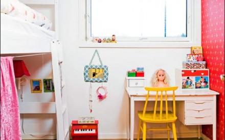 Decoração infantil: como criar um cantinho do estudo com pouco espaço