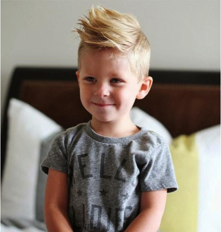 Corte De Cabelo Infantil 30 Ideias Estilosas Para Os