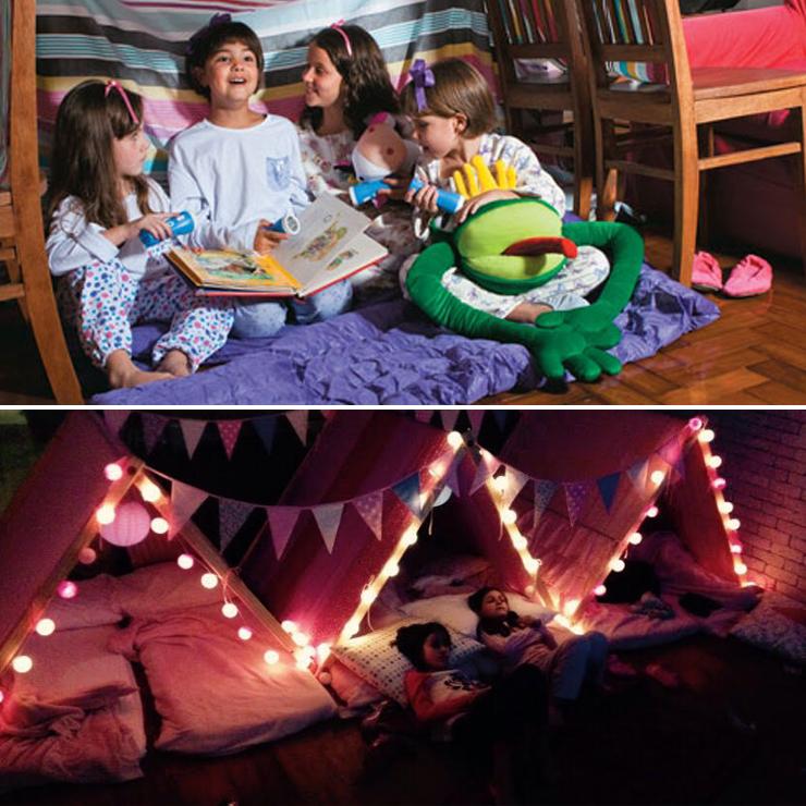 Como fazer a festa do pijama dos sonhos do seu pequeno