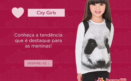 City Girls: tendência que não pode faltar no guarda roupa das meninas neste inverno