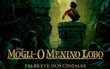 """Nova versão do clássico """"Mogli - O Menino Lobo"""" estreia dia 14 de abril nos cinemas"""