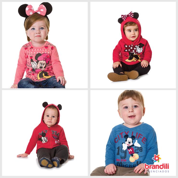 Brandili Licenciados: os personagens favoritos dos pequenos em roupas superdivertidas