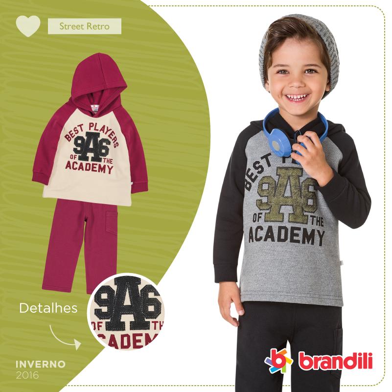 Moda infantil para meninos: conheça a tendência Street Retrô