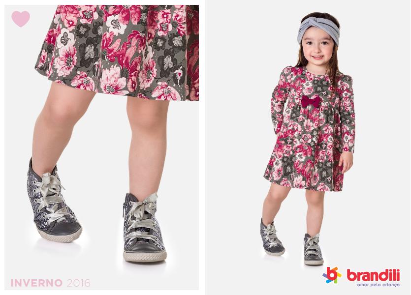 Brandidrops De Moda Infantil Vestido Ou Saia Combina Com