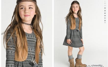 BrandiDrops de moda infantil: acessórios em alta para as meninas neste inverno