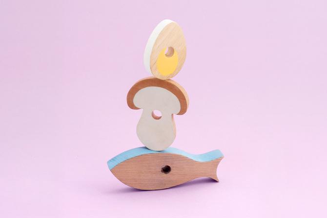 Slow Wood: para brincar com sabores e formas