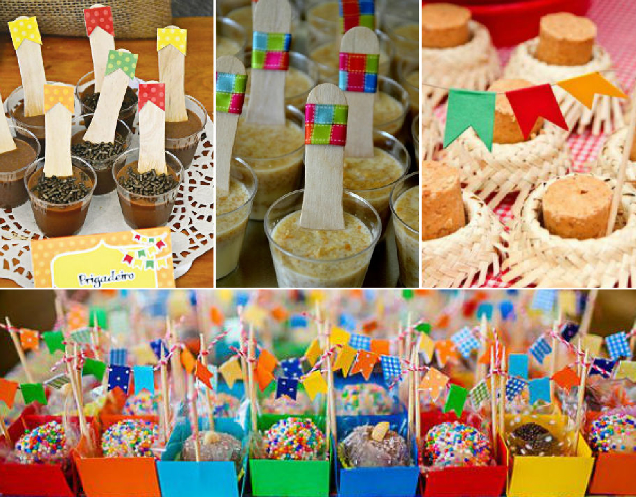 Decoração infantil: ideias criativas para uma festa de aniversário caipira