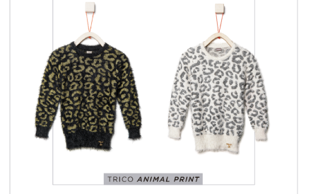 BrandiDrops: conheça o novo queridinho das meninas neste inverno, o tricô animal print