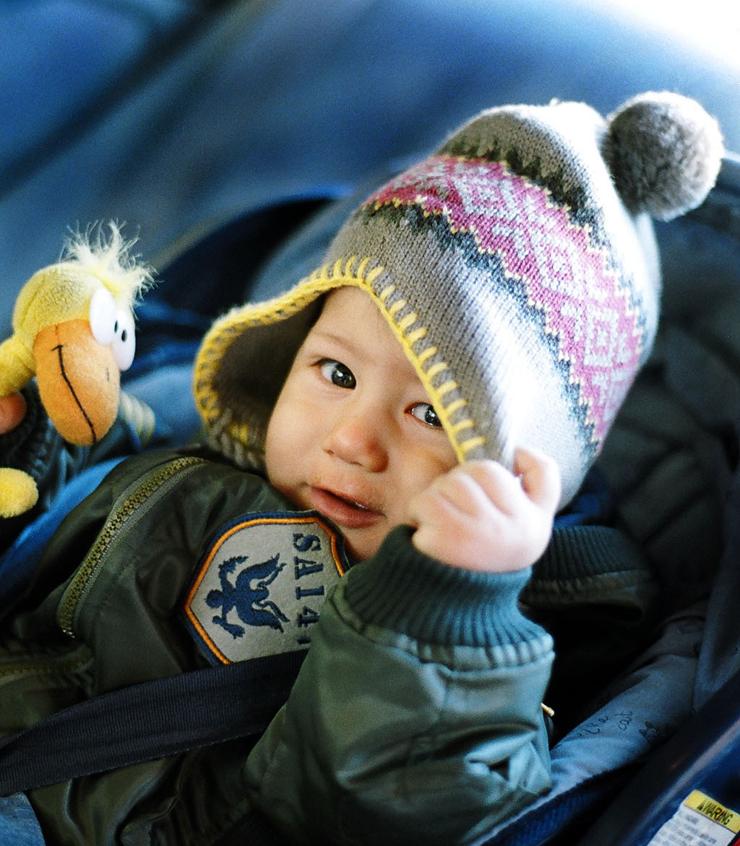 Dicas para cuidar da saúde dos pequenos no frio