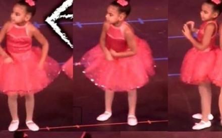 Blue Ivy Carter, filha de Beyoncé e Jay-Z, arrasa em recital de dança