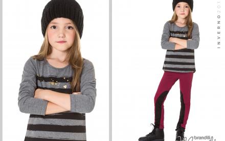 BrandiDrops de moda Infantil: como as meninas podem usar toucas