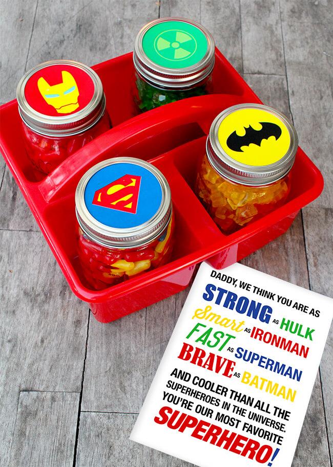 Dia dos Pais: dica de presente para fazer em casa e homenagear nossos verdadeiros heróis!