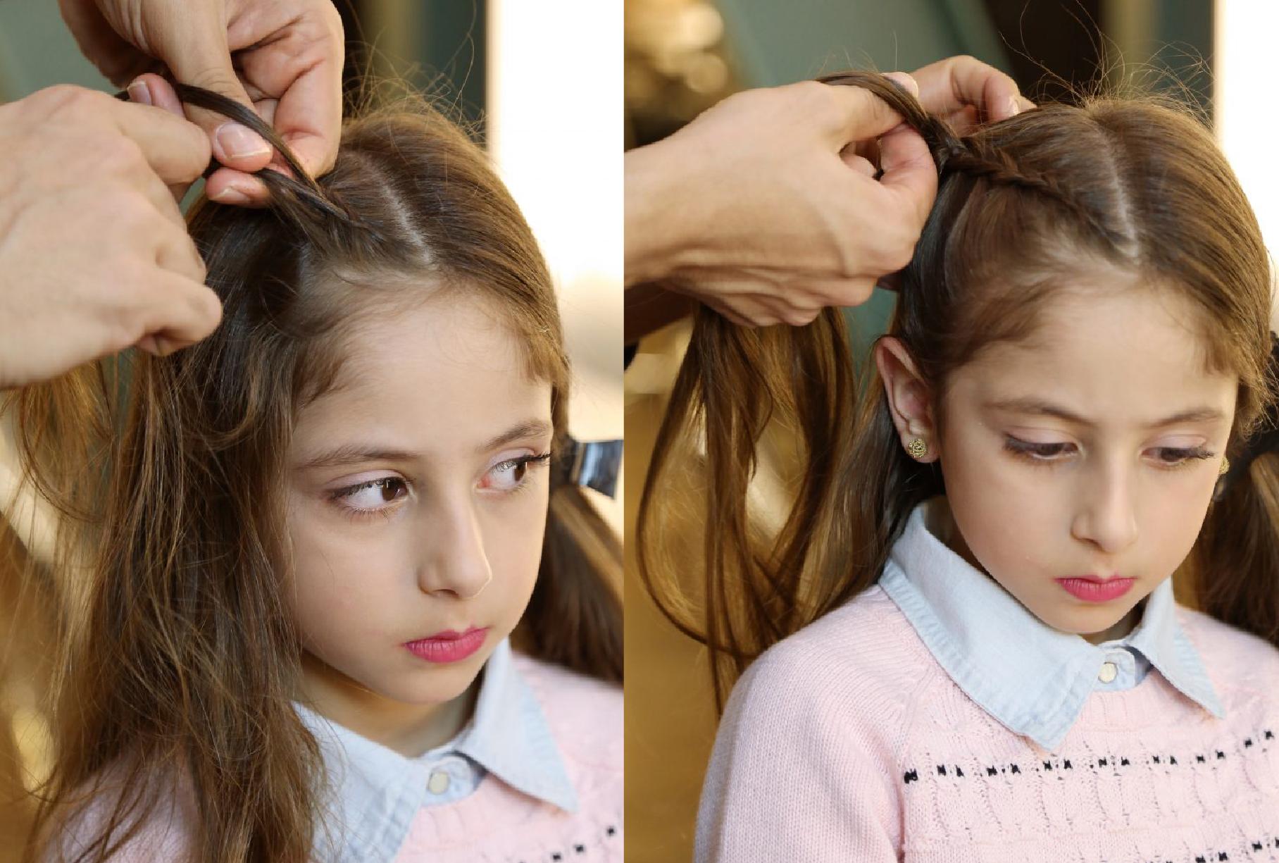 Aprenda o passo a passo do penteado do momento, a trança boxeadora