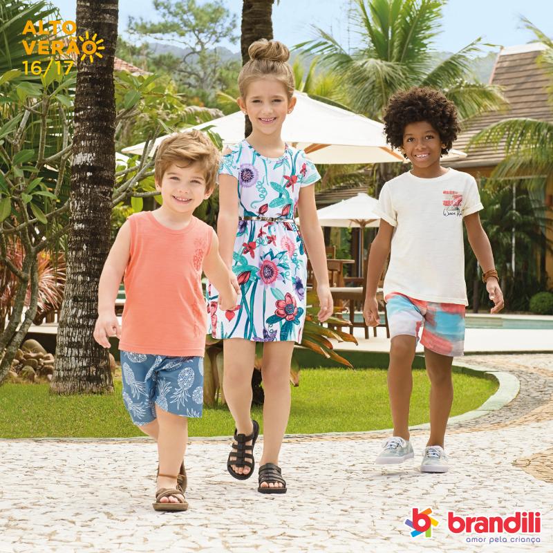 Novidade chegando: conheça a coleção Brandili Alto Verão 16/17