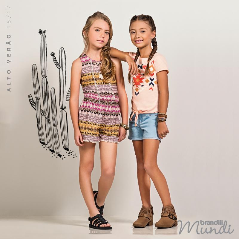 From The World: tendência Alto Verão 16/17 para as meninas