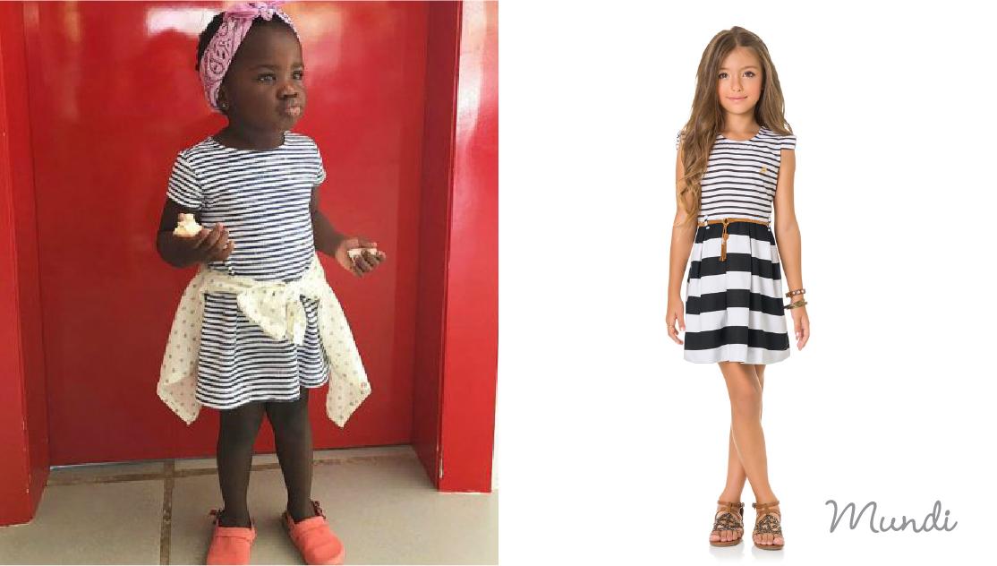 Filhos de celebridades: inspire-se nos looks estilosos das pequenas Titi e Maria Flor