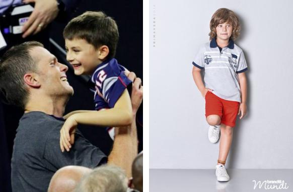 Você vai se encantar com essas fotos da família de Gisele Bündchen e Tom Brady