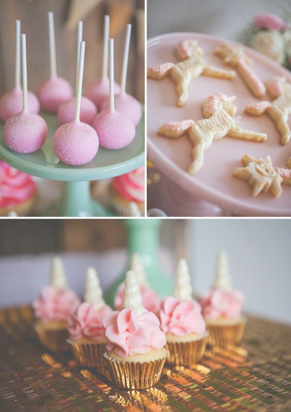 Resultado de imagem para decoração de festa unicornio