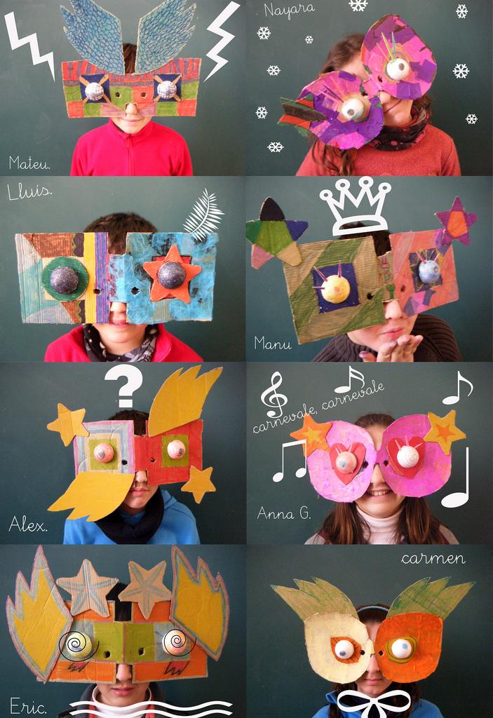 Faça Você Mesmo: aprenda como fazer uma máscara de carnaval