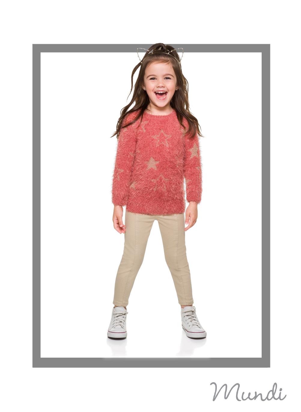 Tendência para as meninas: aposte nos charmosos blusões em tricô
