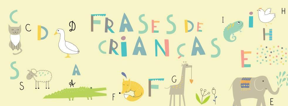 Frases de crianças: página com citações inusitadas dos pequenos