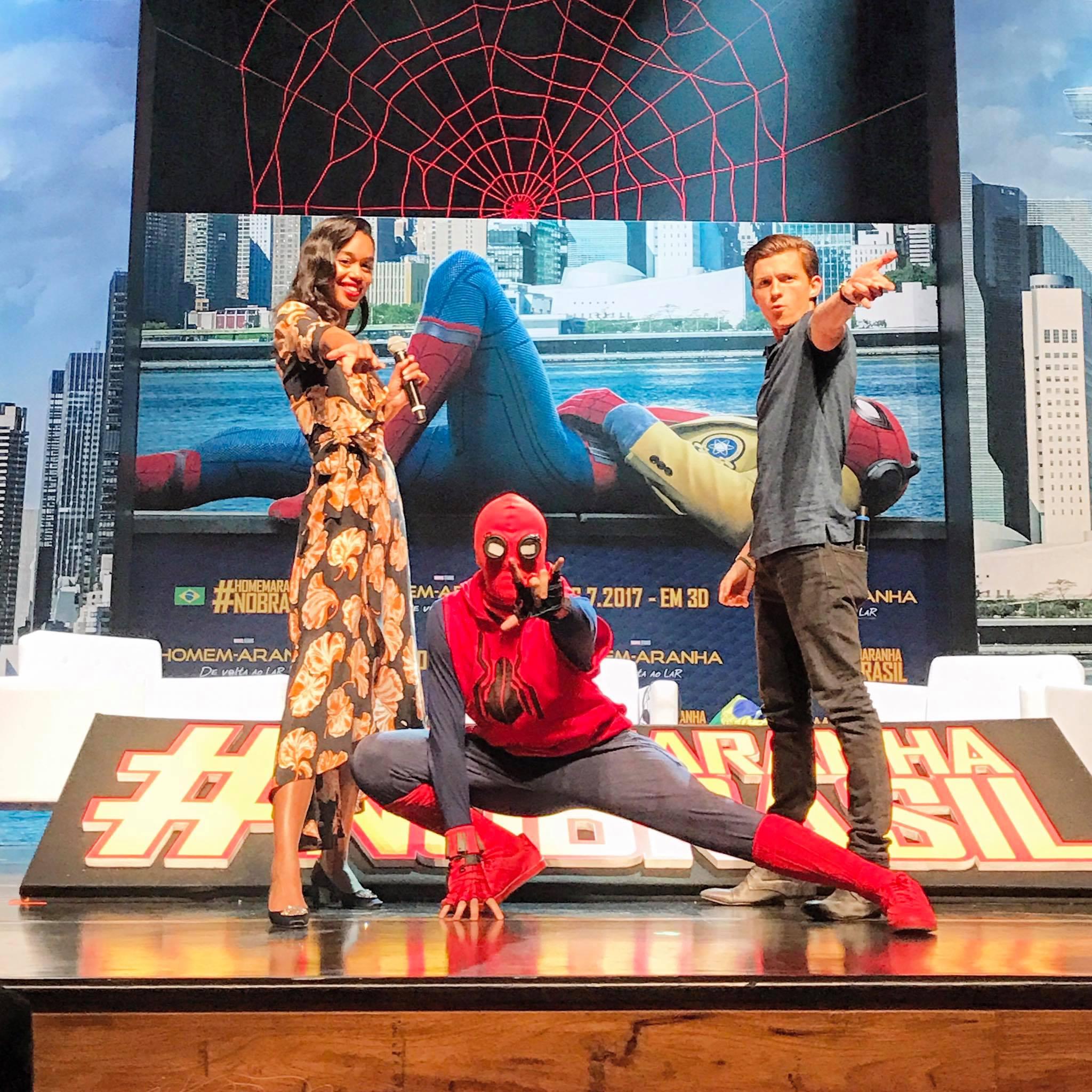 Assista ao trailer do novo filme do Homem-Aranha