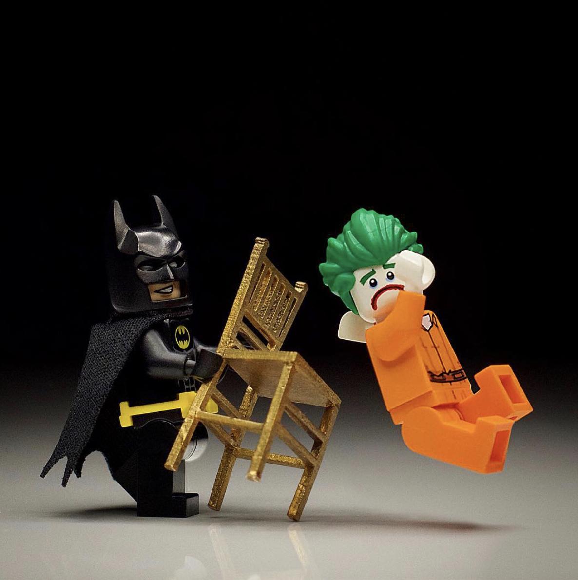Legoistics: um Instagram com criações incríveis
