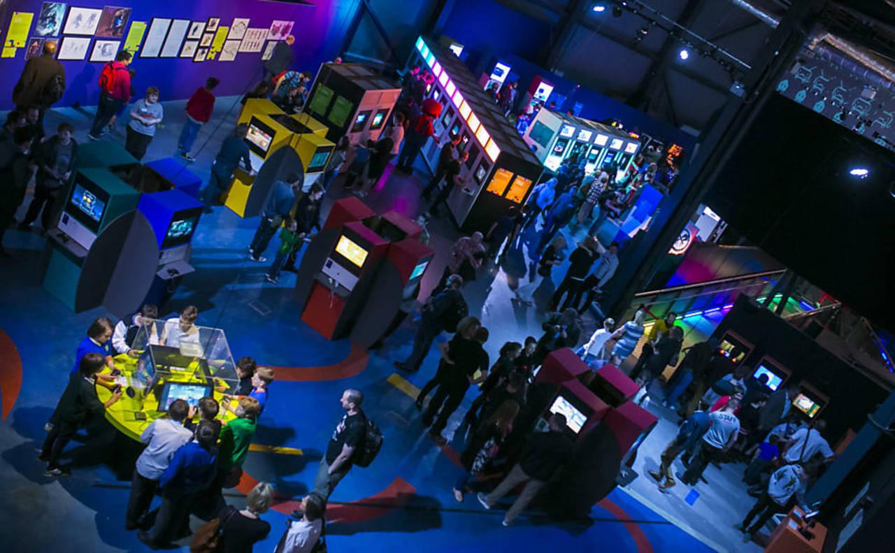 A Era dos Games: exposição mostra a evolução do video game