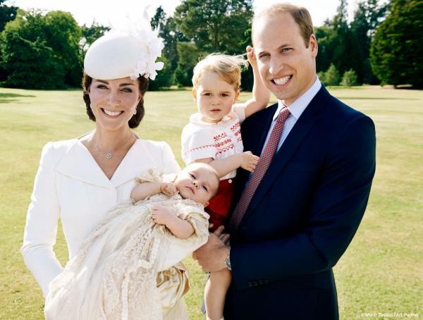 Bebê real a bordo: Príncipe William e Kate Middleton anunciam que terão terceiro filho