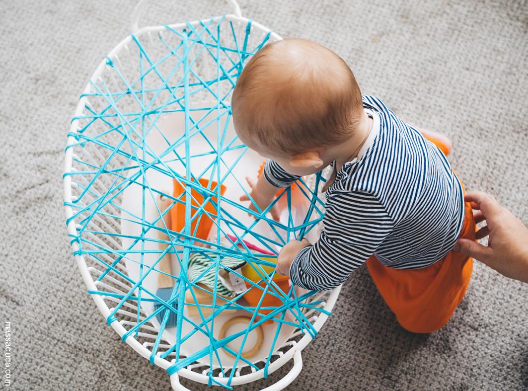 A importância dos brinquedos sensoriais para o desenvolvimento dos pequenos