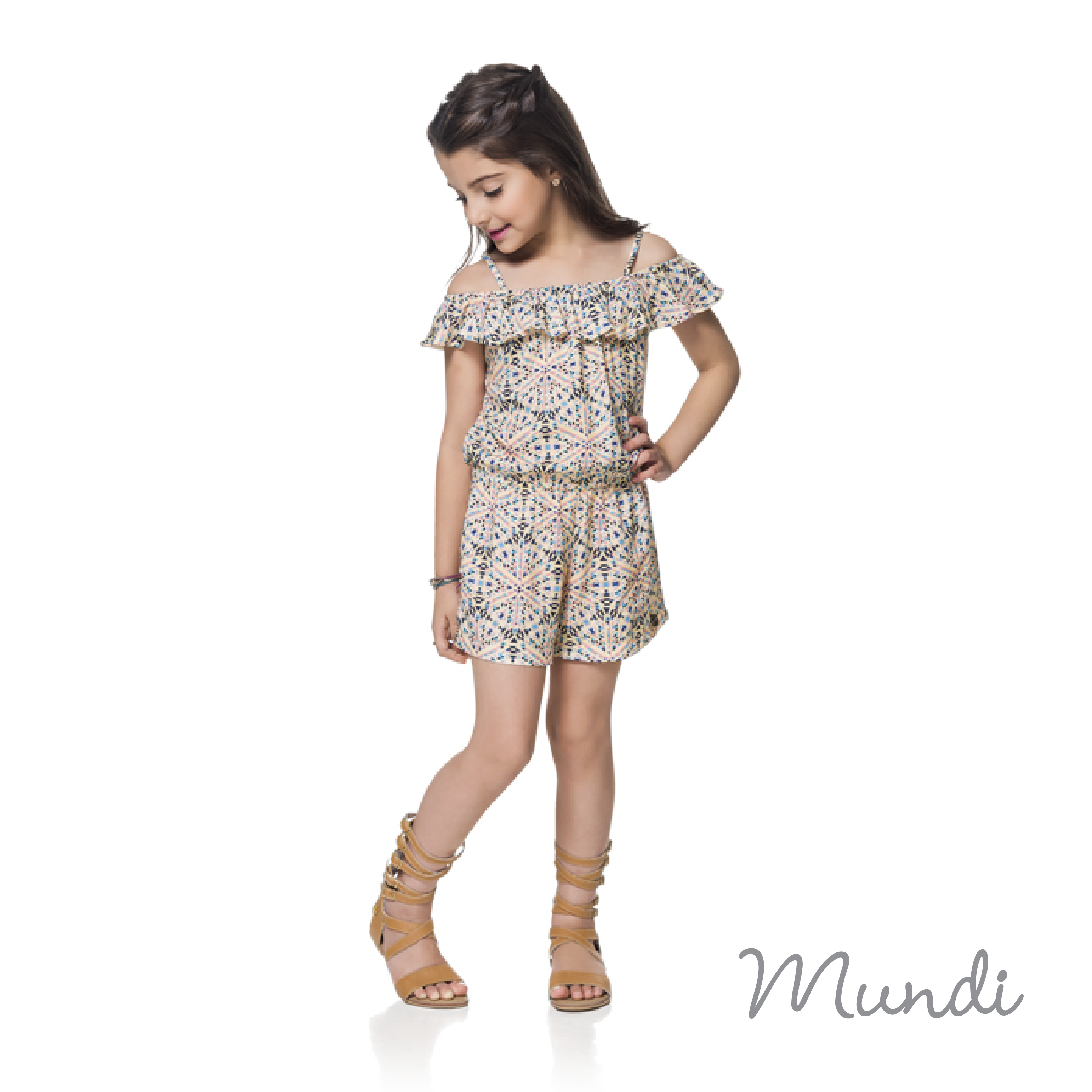 Macaquinho: um look completo e estiloso para as meninas