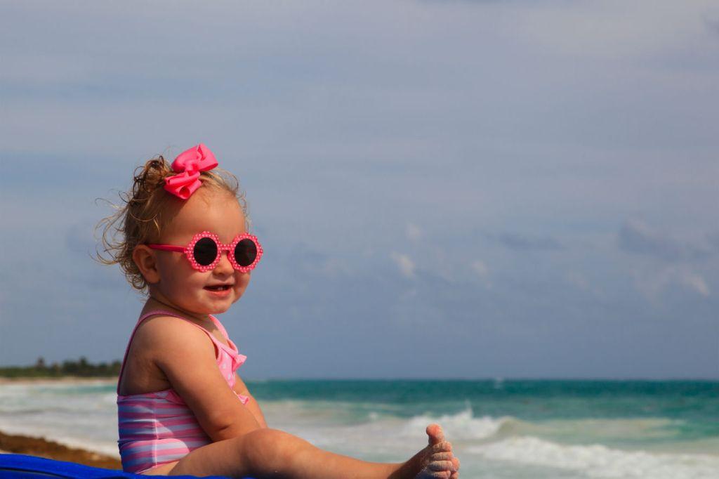 d1e0937c6bf9c Como escolher óculos de sol para as crianças - Blog Moda ...