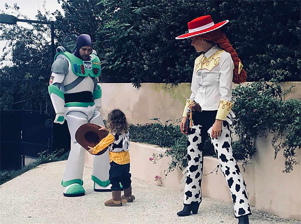 Filhos de famosos: as fantasias mais fofas do Halloween 2017