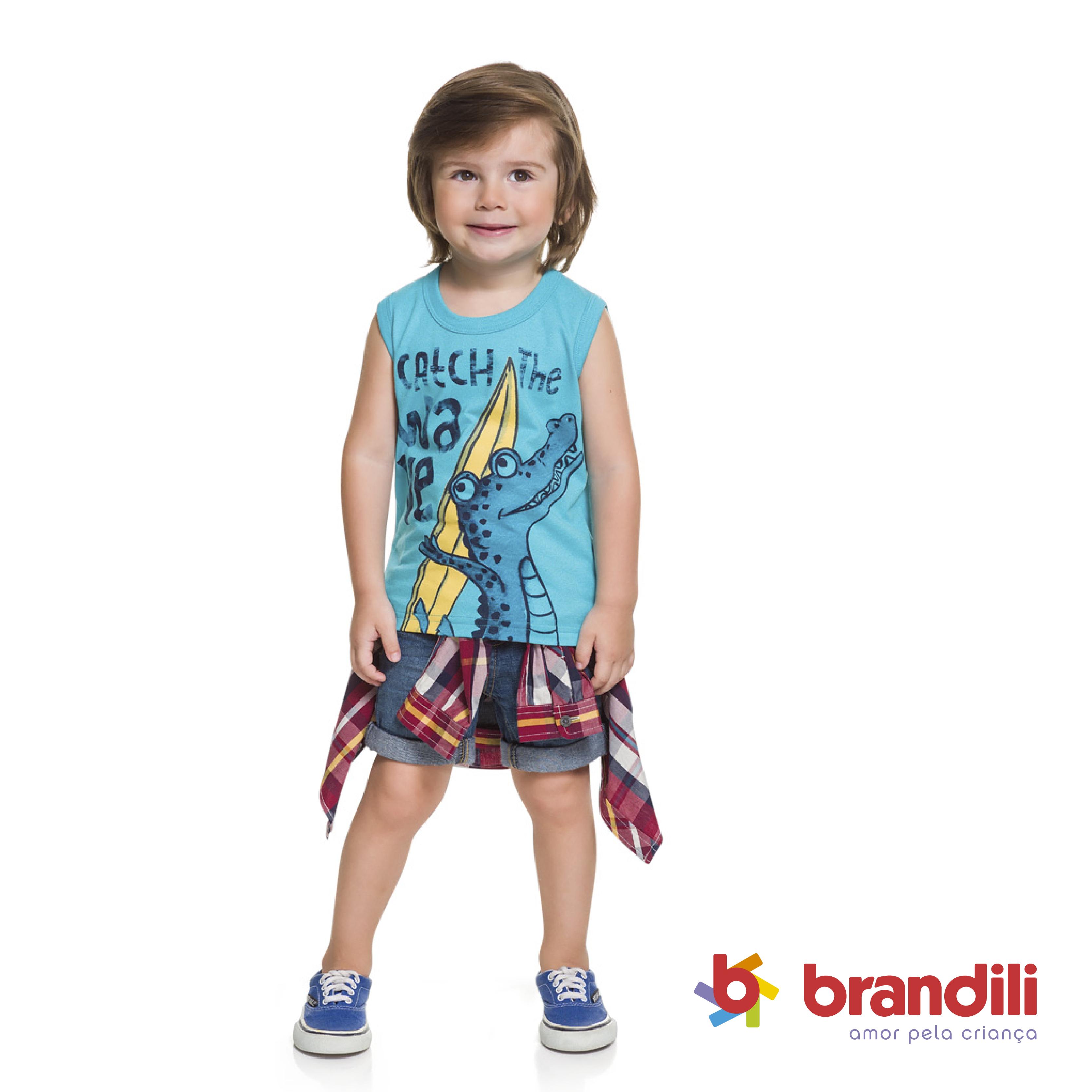 Estampa praiana: tendência que vai invadir o guarda-roupa dos meninos neste verão