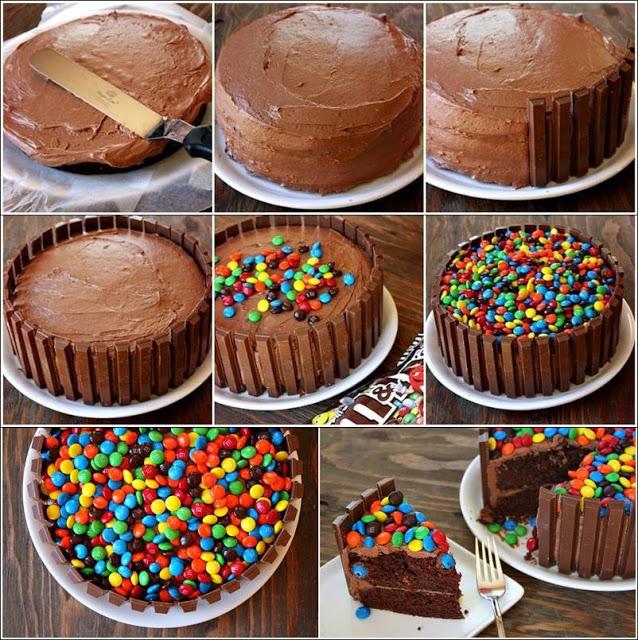 Crianças na Cozinha: aprenda como fazer o bolo de Kit Kat