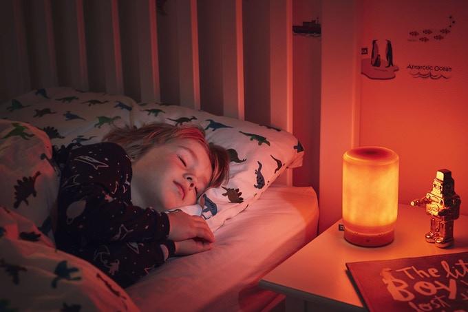 Suzy Snooze: uma babá eletrônica que usa som e luz para ajudar os pequenos a dormirem