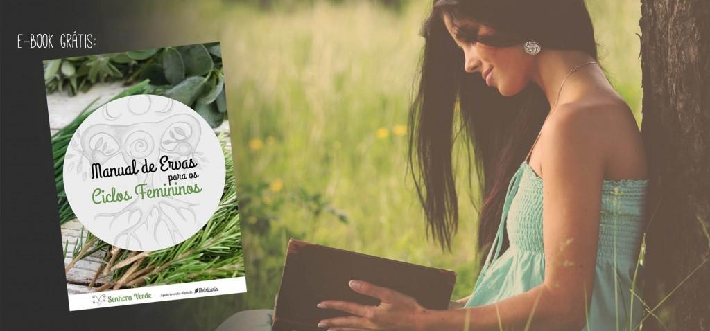 Para as mamães: manual ensina como usar ervas medicinais durante os ciclos femininos
