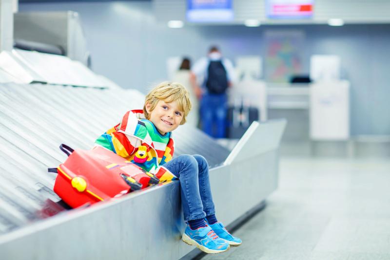 Hora de viajar: dicas para arrumar a mala dos pequenos