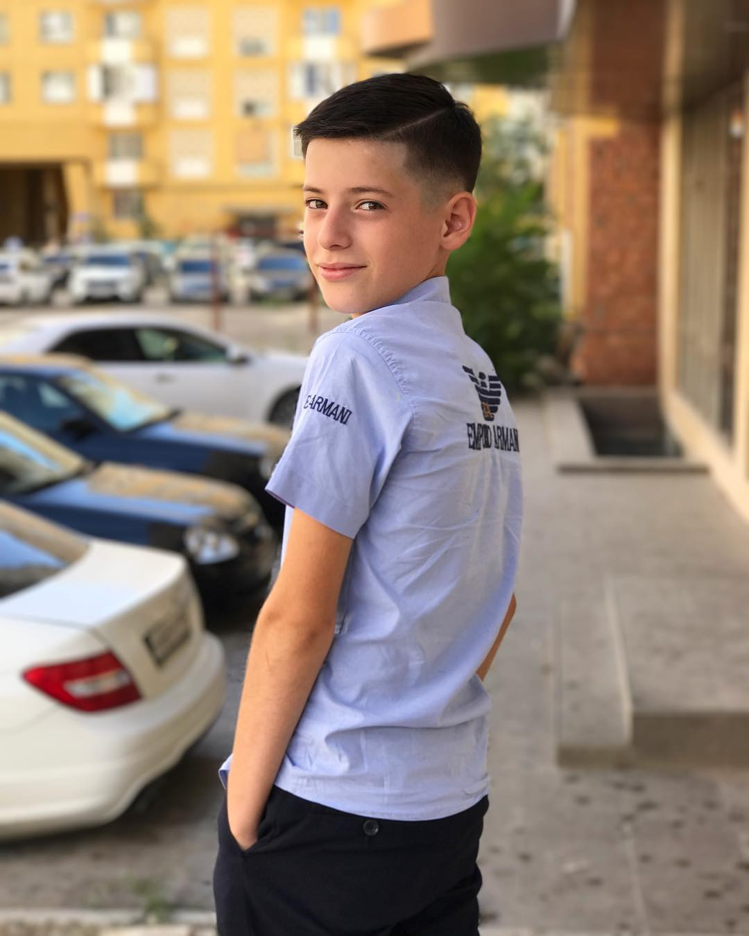 10 tendências de cabelo para meninos em 2018