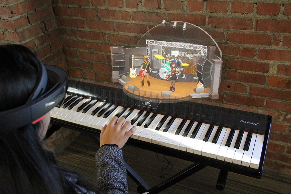 Music Everywhere: aplicativo que ensina a tocar piano através da realidade aumentada