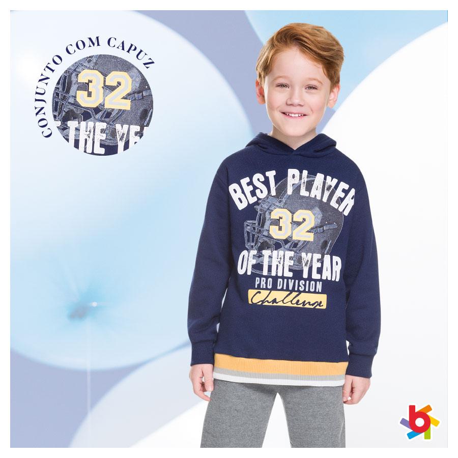 Estilo colegial: tendência do inverno que vai deixar os meninos confortáveis e estilosos