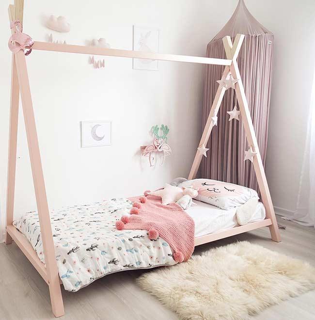 2ebdc96f1 Decoração infantil  como fazer uma cama montessorianaBlog Moda Infantil