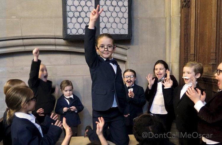 Oscar 2018: crianças recriam cenas de filmes indicados na premiação