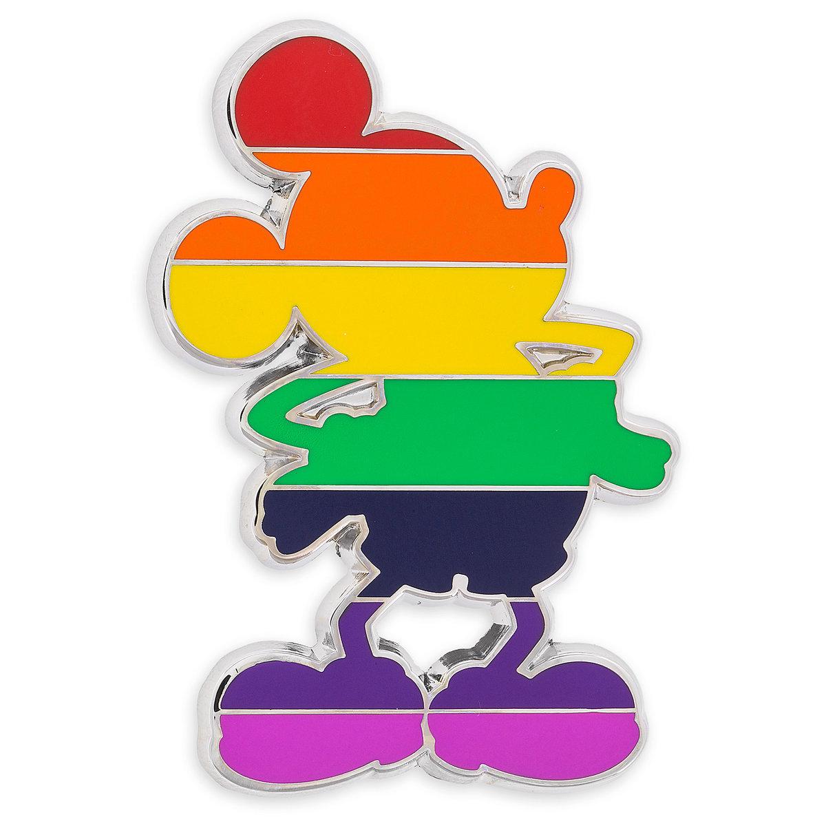 Disney lança sua primeira coleção em prol do orgulho LGBT