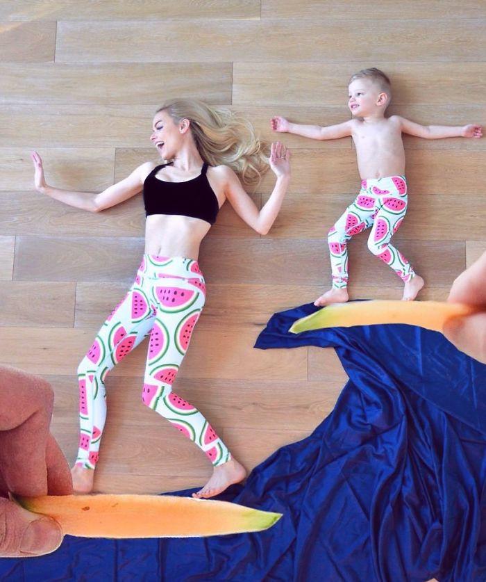 Essa série de fotos divertidas em família vai alegrar o seu dia
