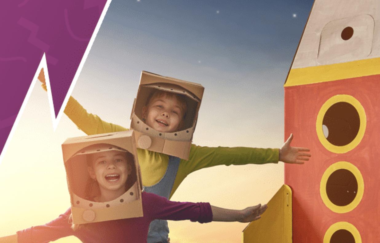 Fora da Caixola: Faber-Castelllança clube de assinaturas dedicado à criatividade infantil