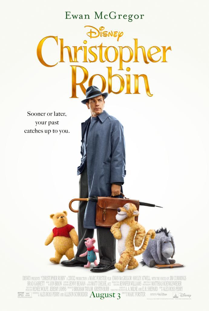'Ursinho Pooh' ganhará filme live-action: assista ao trailer