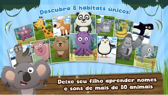5 jogos a aplicativos para os pequenos